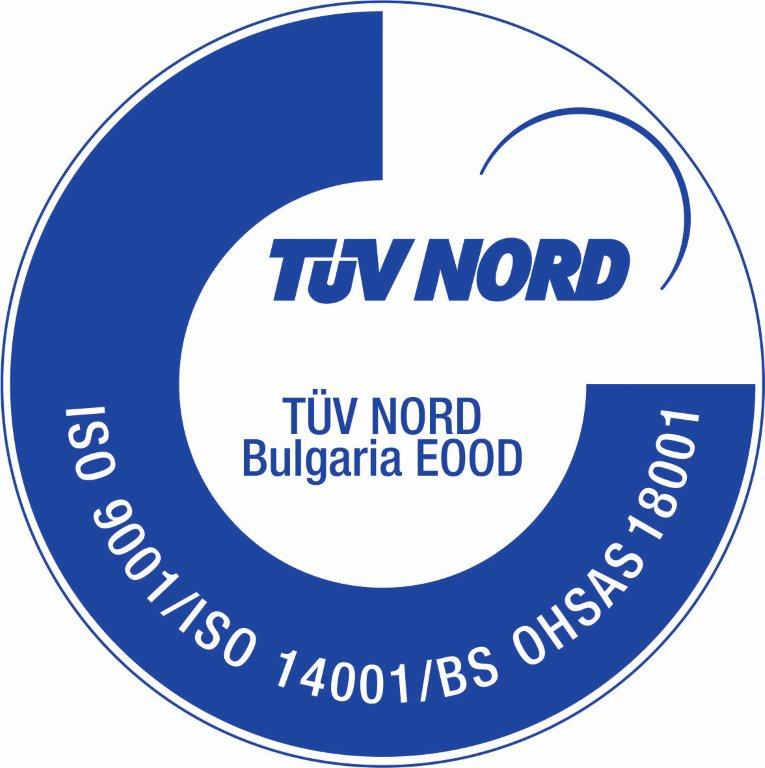 TÜV NORD Certified